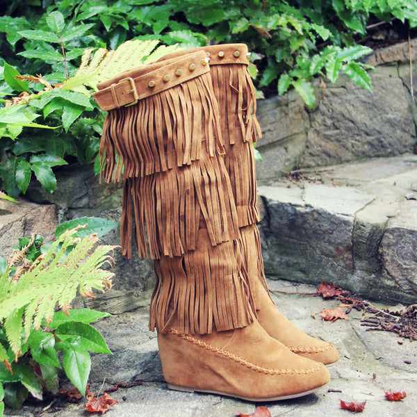 Fern Meadow Moccasins: Featured Product Image