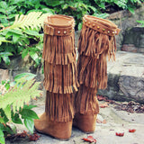 Fern Meadow Moccasins: Alternate View #3