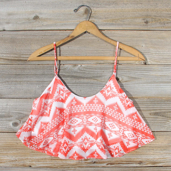 Festival Flutter Top: Featured Product Image
