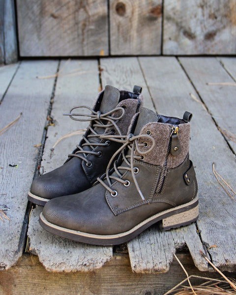 Field Boots: Featured Product Image