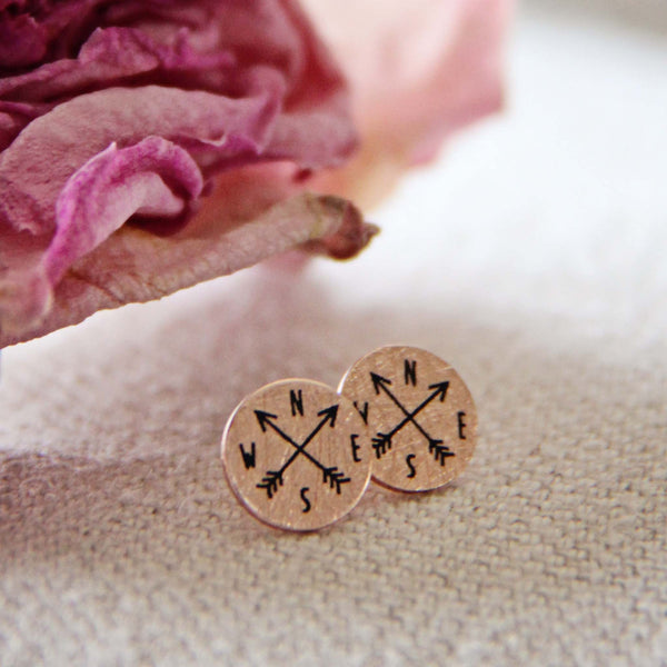 Find Your Way Earrings: Featured Product Image