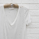 Sweet Distressed Tee: Alternate View #4