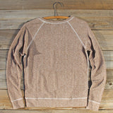 Fireside Nights Lace Sweatshirt: Alternate View #4