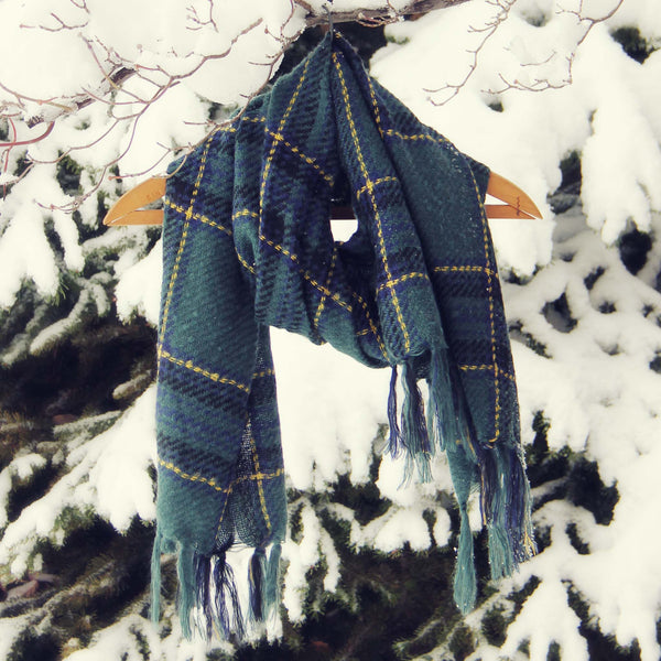 First Snow Scarf: Featured Product Image