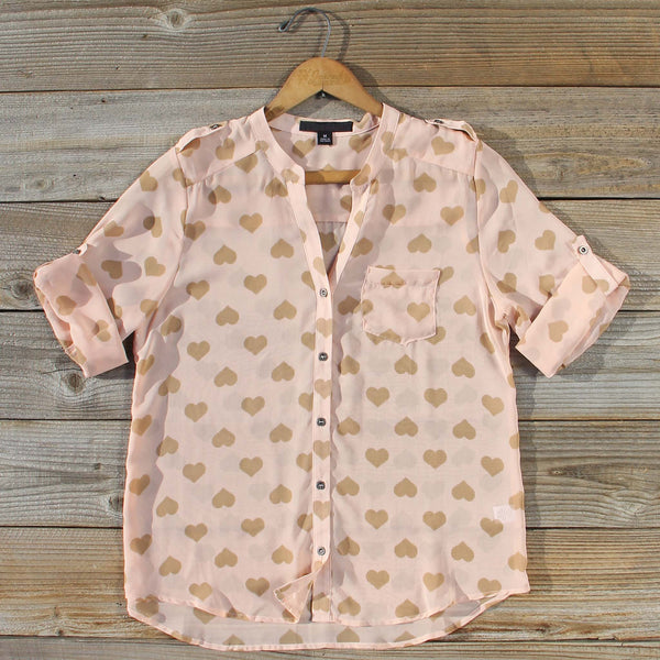 Fleeting Heart Blouse: Featured Product Image