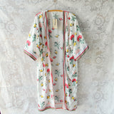 Florence Long Duster (wholesale): Alternate View #1