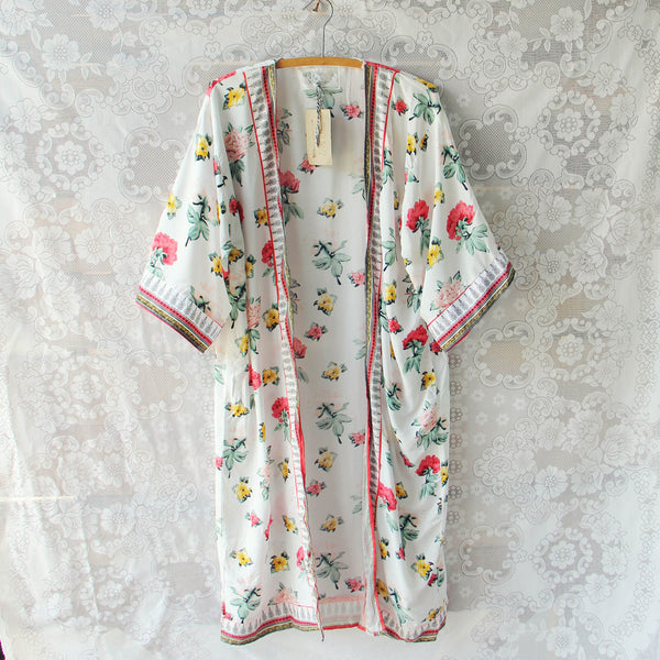 Florence Long Duster: Featured Product Image