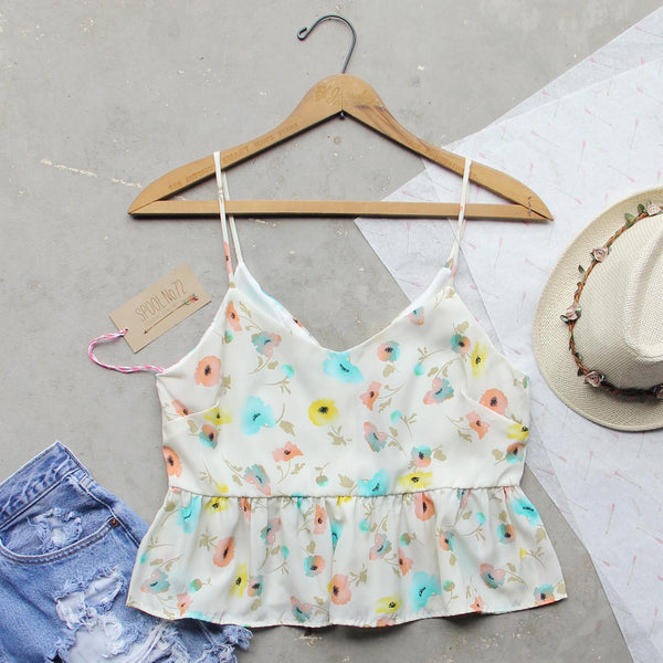 Flower Crown Top: Featured Product Image