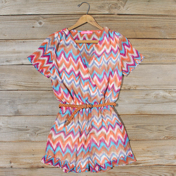 Folkthread Romper: Featured Product Image