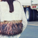The Wyoming Faux Fur Vest: Alternate View #2