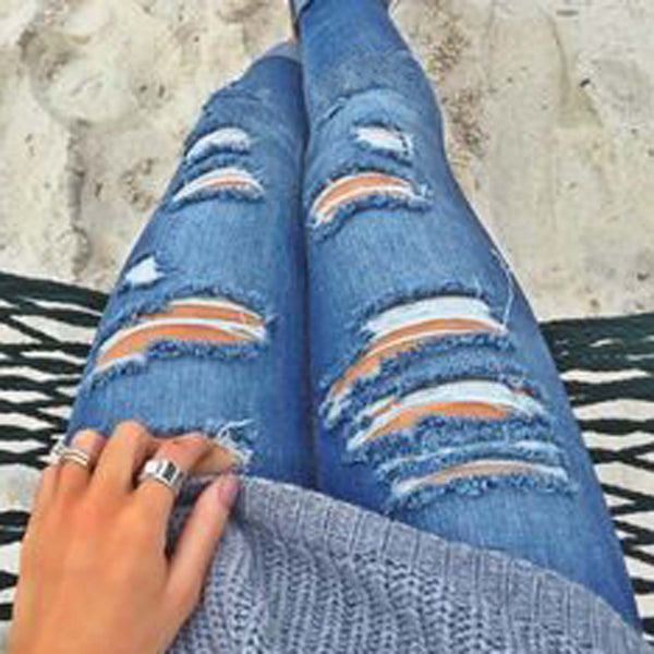 Foxly Skinny Jeans: Featured Product Image