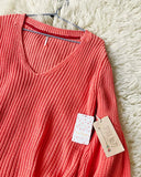 Free People Coral Moon Summer Sweater: Alternate View #2