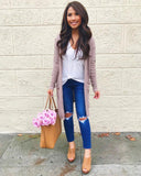 Spool + Free People Distressed Jeans: Alternate View #4