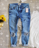 Spool + Free People Distressed Jeans: Alternate View #1