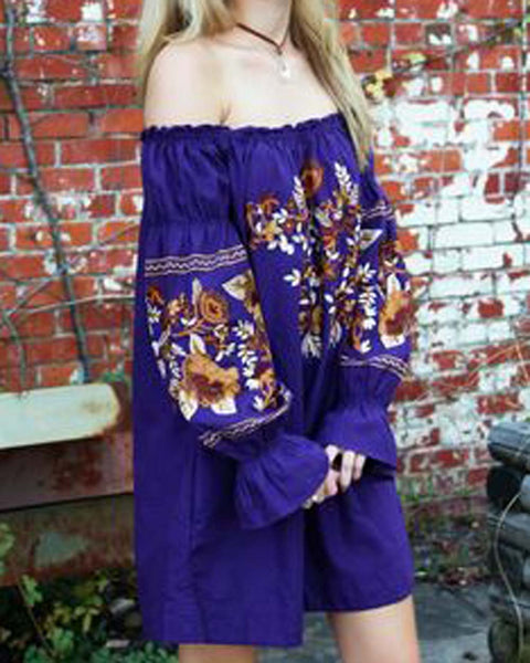 Free People Fleur Du Jour Dress: Featured Product Image
