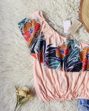 Free People Maui Ruffle Top: Alternate View #2