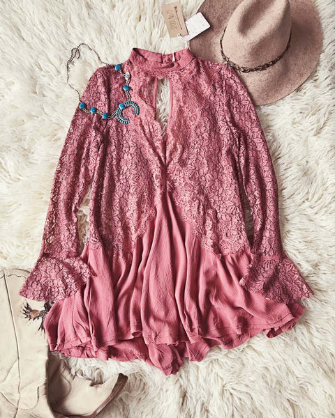 Free People Secret Origins Tunic: Featured Product Image