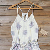 Free Spirit Romper: Alternate View #2