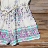 Free Spirit Romper: Alternate View #3