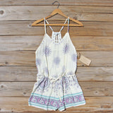 Free Spirit Romper: Alternate View #1
