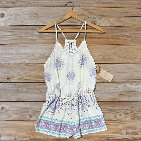 Free Spirit Romper: Featured Product Image
