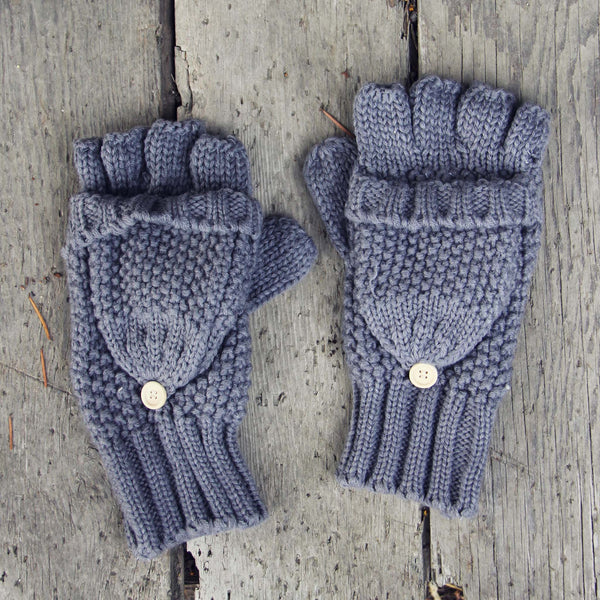 Frost & Knit Gloves: Featured Product Image