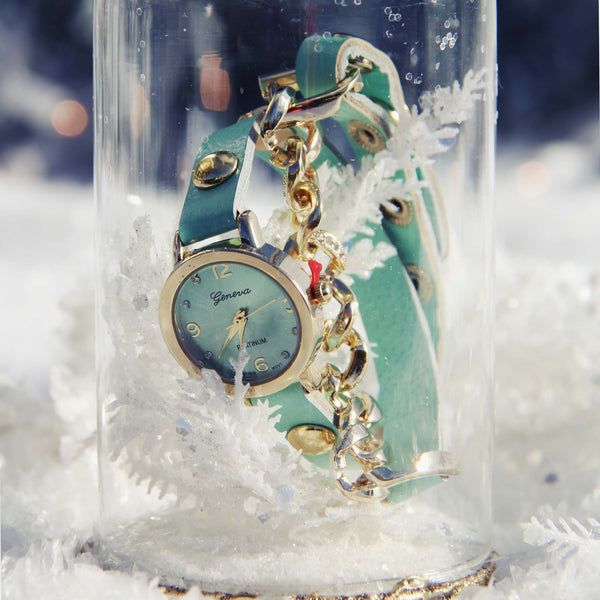 Frost & Meadow Wrap Watch: Featured Product Image