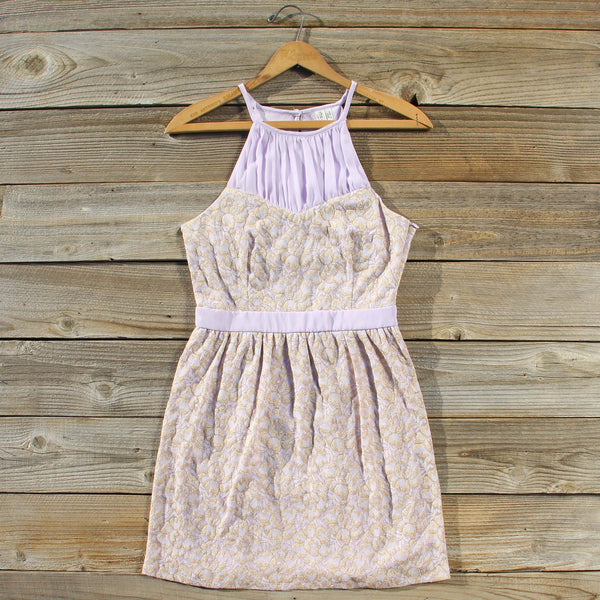 Frozen Lilac Dress: Featured Product Image
