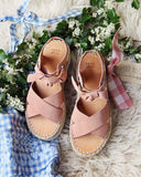 Frye Dusty Rose Sandals: Alternate View #3