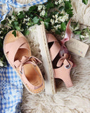 Frye Dusty Rose Sandals: Alternate View #4