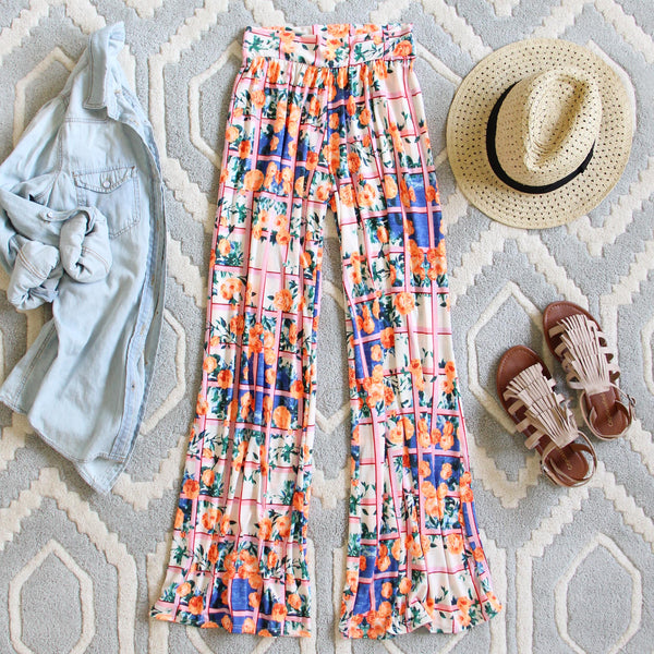 Garden Belle Pants: Featured Product Image