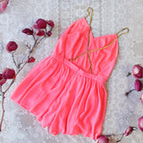 Ancient Rose Romper in Pink: Alternate View #4
