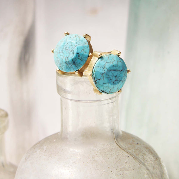 Gem Dust Earrings: Featured Product Image