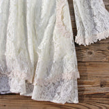 Gemini Lace Dress: Alternate View #3