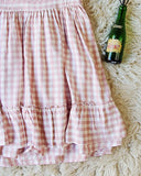 Gingham Sweet Dress: Alternate View #3