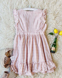 Gingham Sweet Dress: Alternate View #4