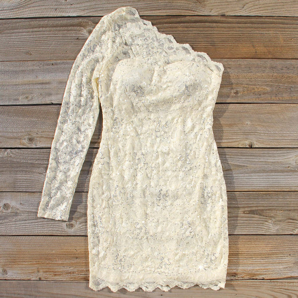 Glacier Lace Dress: Featured Product Image