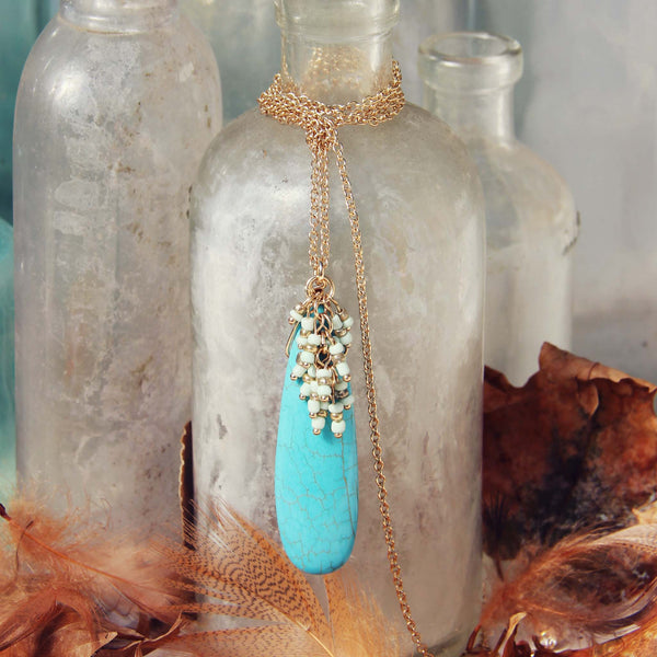Glacier Stone Necklace: Featured Product Image