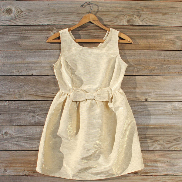 Golden Dusk Dress: Featured Product Image