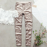 Golden Girl Party Pants: Alternate View #1