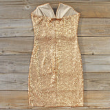 Golden Hearts Party Dress: Alternate View #4