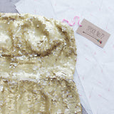 Golden Mermaid Party Dress: Alternate View #2