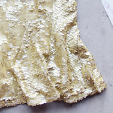Golden Mermaid Party Dress: Alternate View #3