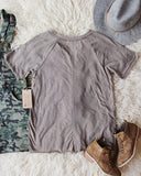 Gotta Have Mineral Tee in Taupe: Alternate View #3