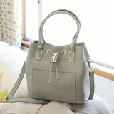 Gray Alder Tote: Alternate View #1