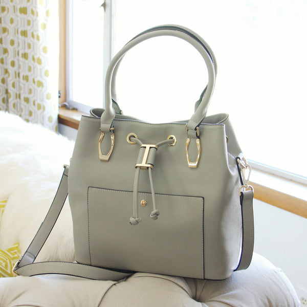 Gray Alder Tote: Featured Product Image