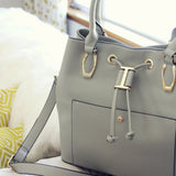 Gray Alder Tote: Alternate View #2