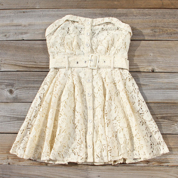Gypset Lace Dress: Featured Product Image