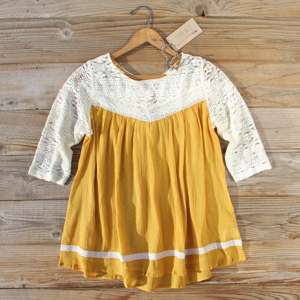 Gypsy Marigold Top: Featured Product Image