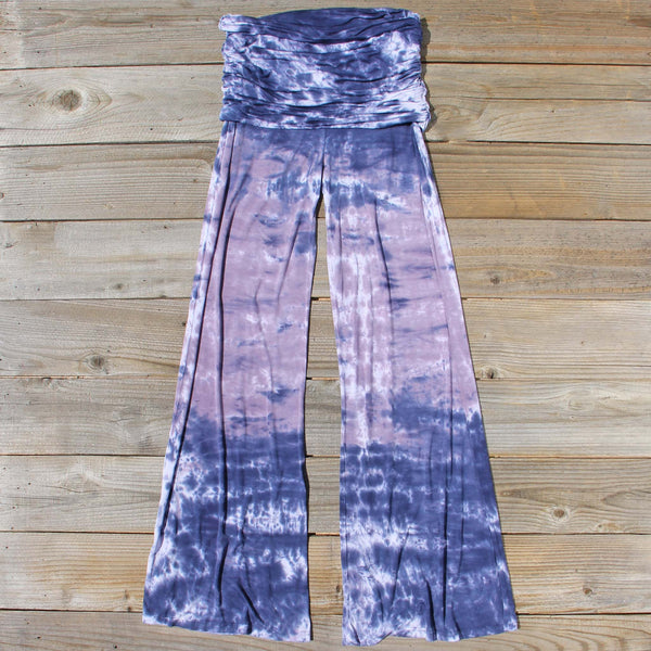 Gypsy Shadows Palazzo Pants: Featured Product Image